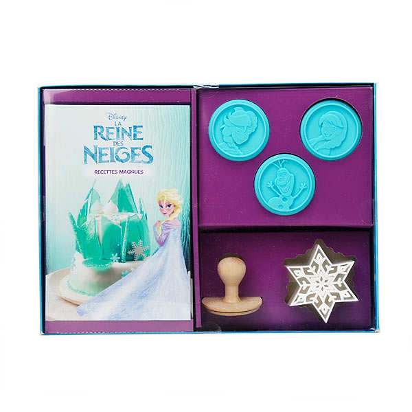 Frozen set (Book in French)