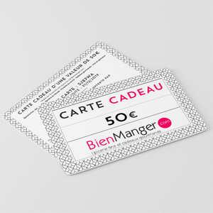 BienManger paniers garnis - 50€ BienManger Gift Card