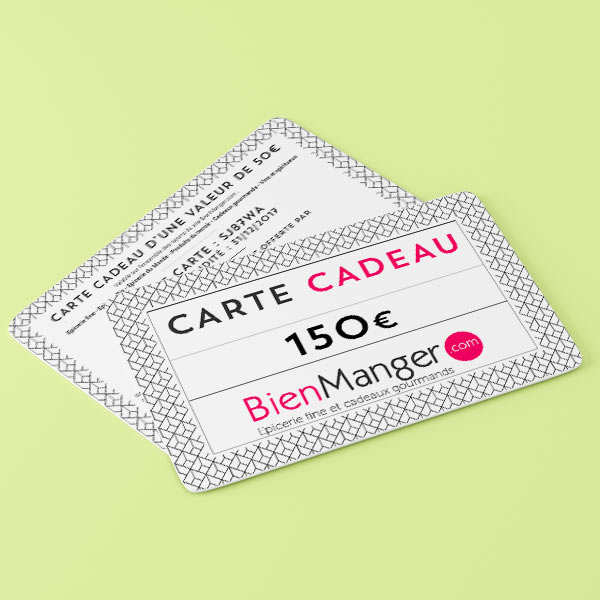 150€ BienManger Gift Card