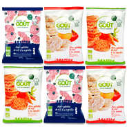 Good Goût - Rice Cracker Pack for 10 Months Babies