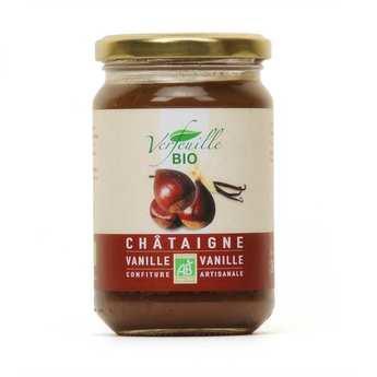 Verfeuille - Crème de châtaigne vanillée bio