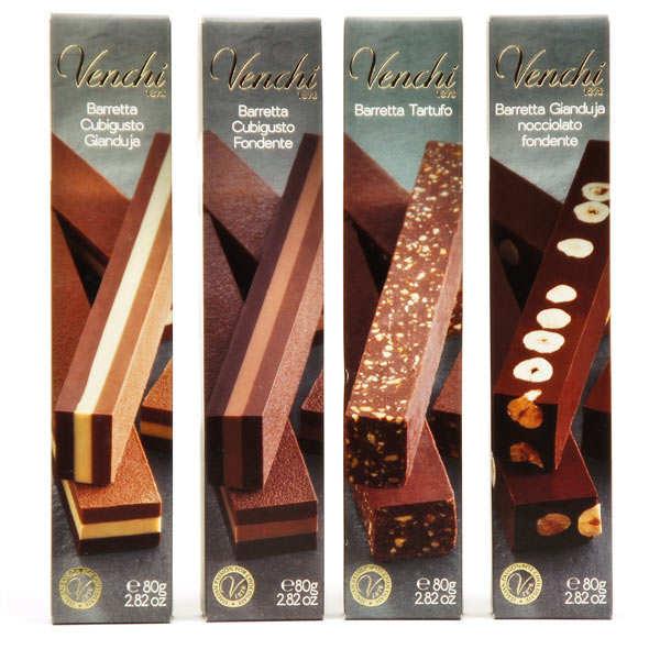 4 Chocolate Bar Venchi