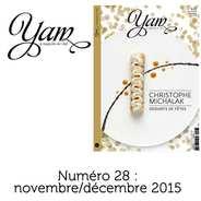 Yannick Alléno Magazine - French magazine about cuisine - YAM n°28