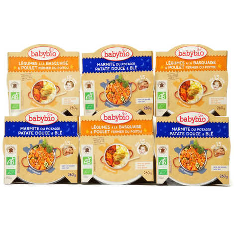 Baby Bio - Food Dishes From 15 months Baby