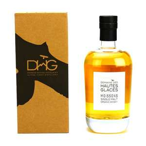 Domaine des Hautes Glaces - Les Moissons - Whisky Single Malt Organic - 42%