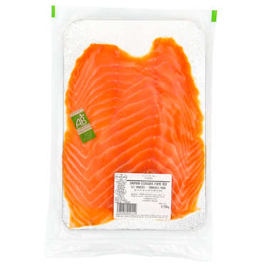 Organic Smoked Scottish Salmon