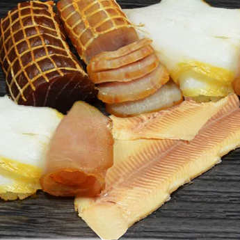 Olsen - Wild and Smoked Fishes By Olsen