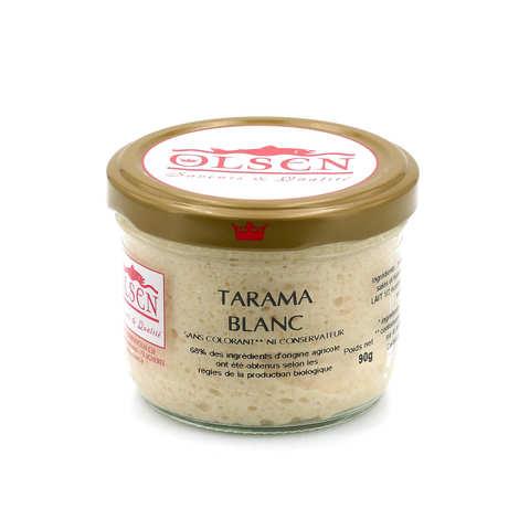 Olsen - Organic traditional White Tarama Olsen