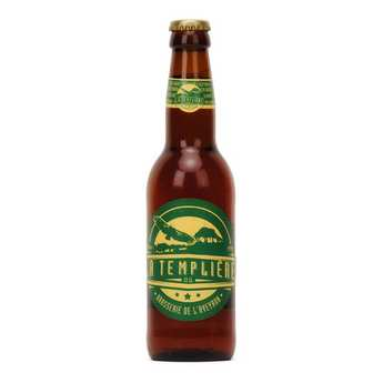 Brasserie de l'Aveyron - La Templière - french beer - 5.9%
