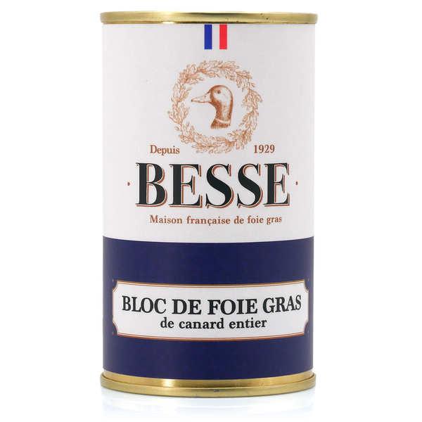Foie gras de canard - Bloc