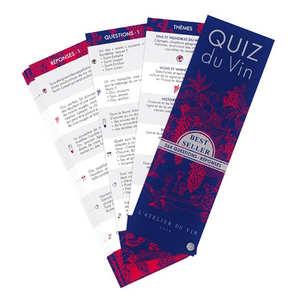 L'atelier du vin - Wine Quiz