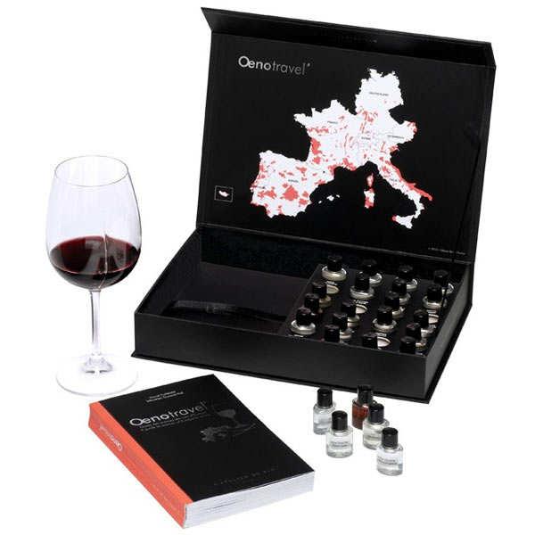 Oenotravel - Guide des arômes des vins
