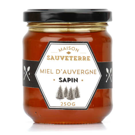 Maison Sauveterre - Fir Honey from Auvergne