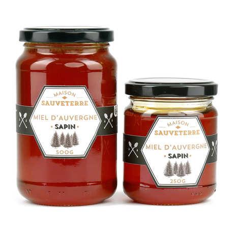 Maison Sauveterre - Miel de sapin d'Auvergne