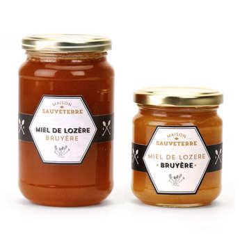 Maison Sauveterre - Miel de bruyère de Lozère