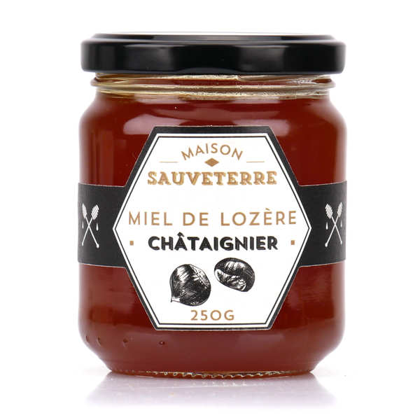 Chestnut Honey from Lozère