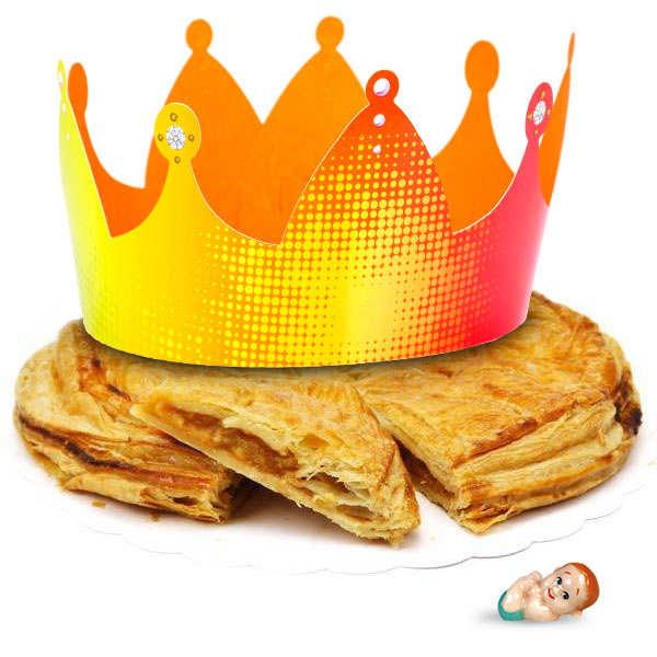 Galette des rois façon tarte tatin de la pâtisserie St Jacques de Millau