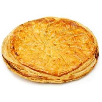 Pâtisserie St Jacques - Galette des rois façon tarte tatin de la pâtisserie St Jacques de Millau