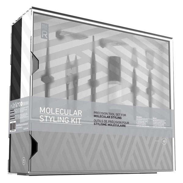 Molecular food styling kit