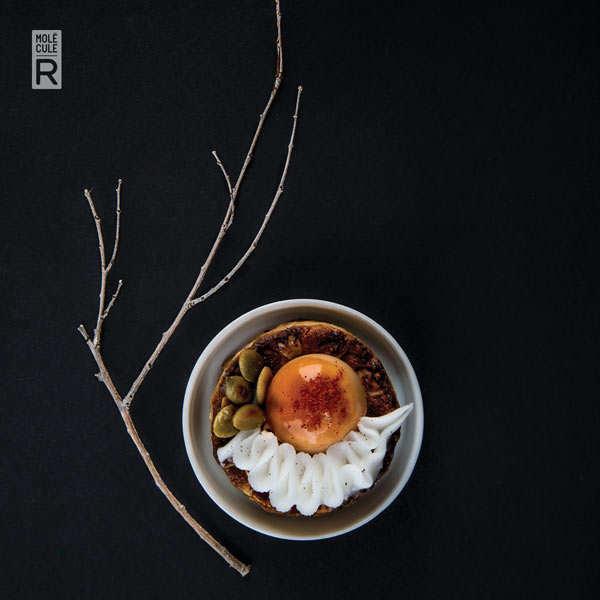 Kit combiné de cuisine moléculaire et de stylisme culinaire