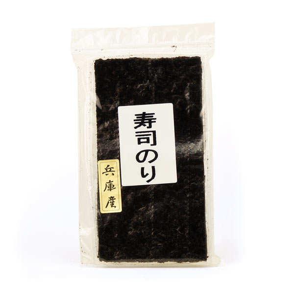 Demi feuilles Nori Hyogo qualité premium