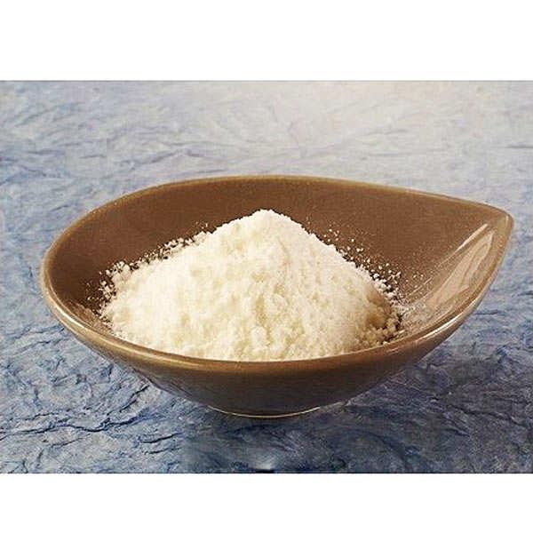 Poudre de riz blanc torréfié