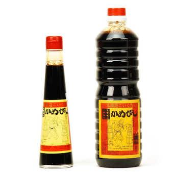 - Sauce soja japonaise 2 ans d'âge