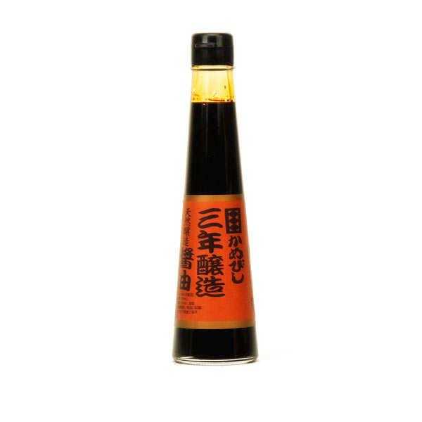 Sauce soja japonaise 3 ans d'âge