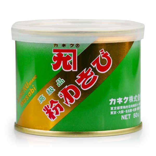 Wasabi en poudre du Japon