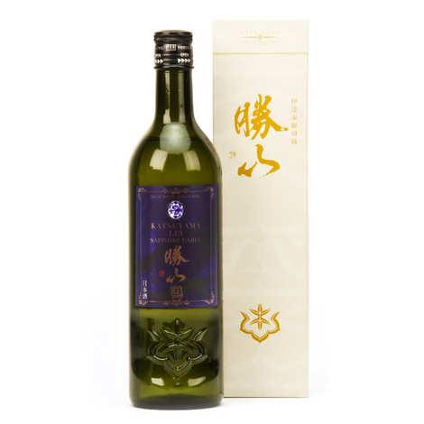 Katsuyama - Saké Gozenshu Lei Sapphire Tokubetsu Junmai - 12%