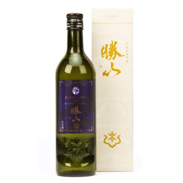 Saké Gozenshu Lei Sapphire Tokubetsu Junmai - 12%