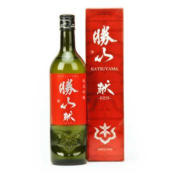 Katsuyama - Nihonshu Ken Junmai Daiginyo Japanese Sake - 16%