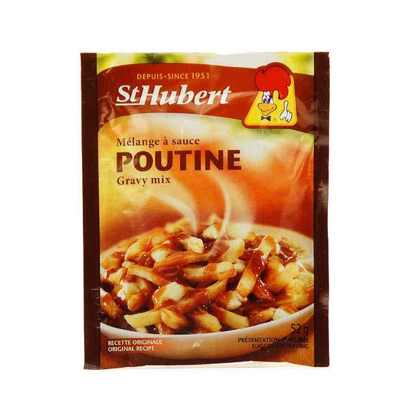 Sauce poutine St Hubert