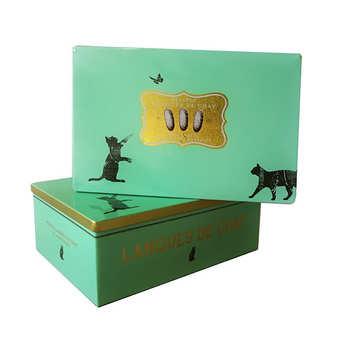 Biscuiterie La Sablésienne - Langue de chat biscuit box
