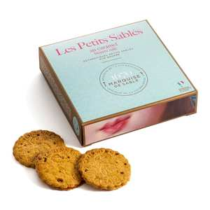 Biscuiterie La Sablésienne - Pure butter French shortbread with salted caramel
