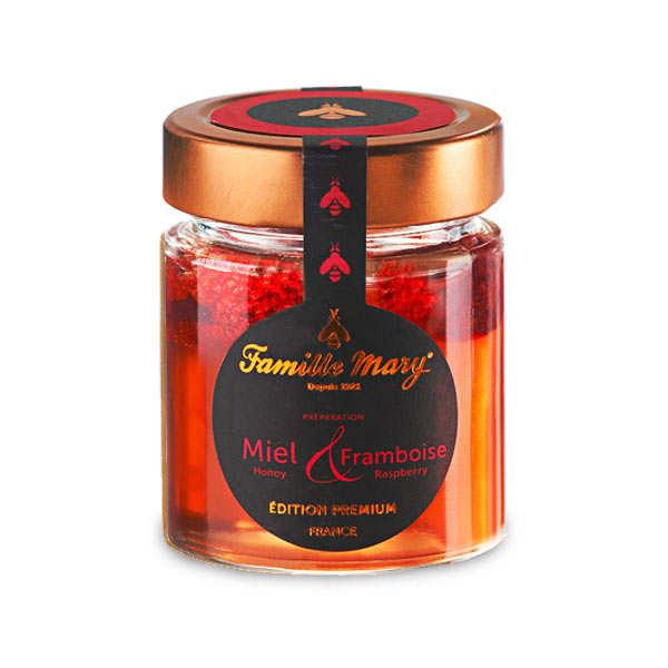 Honey and Raspberry