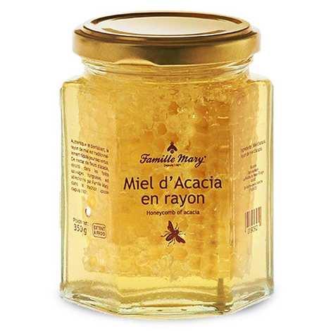 Famille Mary - Acacia Comb Honey