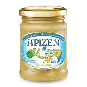 Famille Mary - Apizen - miel, magnésium et huile essentielle
