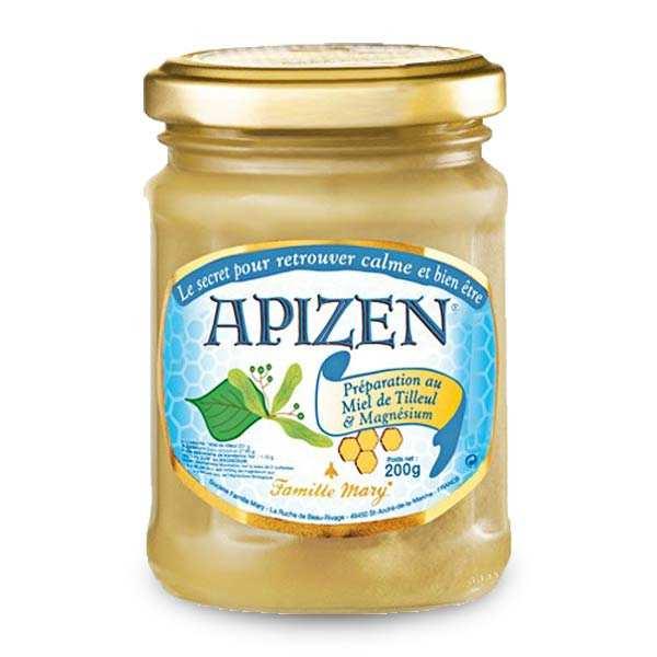 Apizen - miel, magnésium et huile essentielle