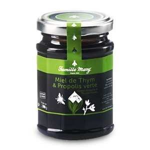 Famille Mary - Thyme Honey and Green Propolis