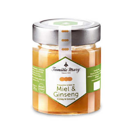 Famille Mary - Miel et ginseng