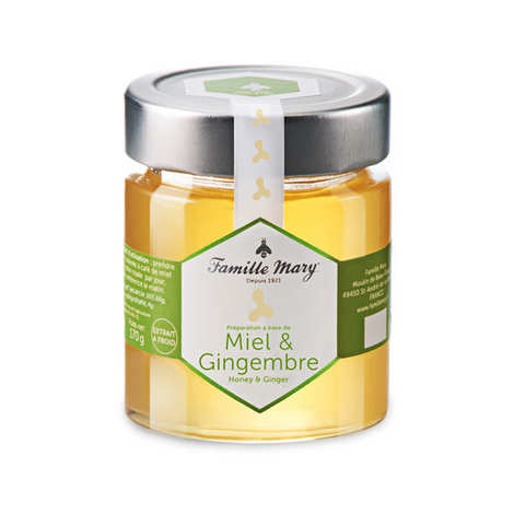 Famille Mary - Honey and Ginger