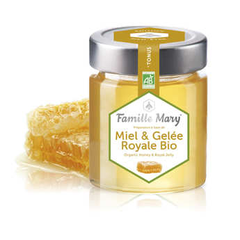 Famille Mary - Honey and Royal Jelly