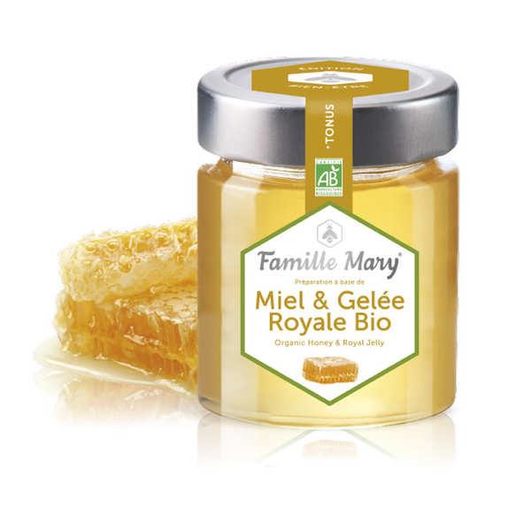 Honey and Royal Jelly