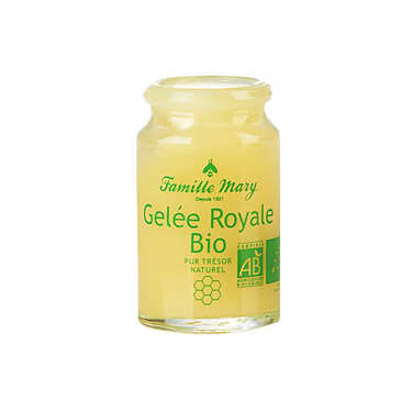 Gelée royale bio - Famille Mary
