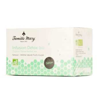Famille Mary - Infusion detox bio