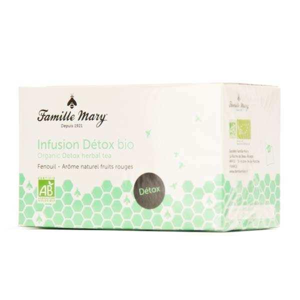 Infusion detox bio