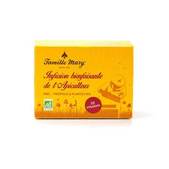 Famille Mary - Infusion bienfaisante de l'apiculteur bio