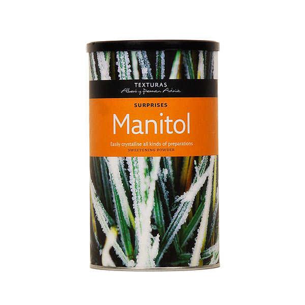 Manitol - Texturas