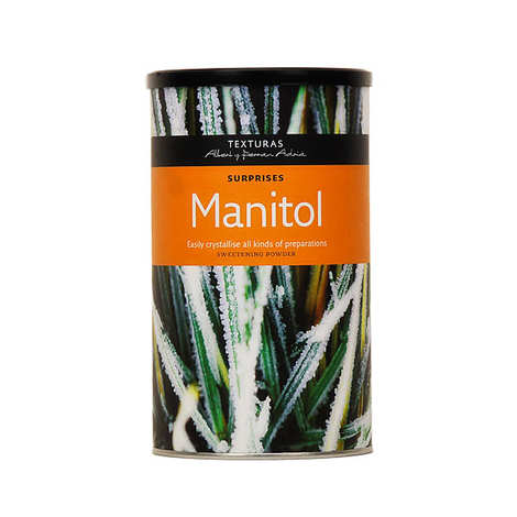 Texturas Ferran Adria - Manitol - Texturas